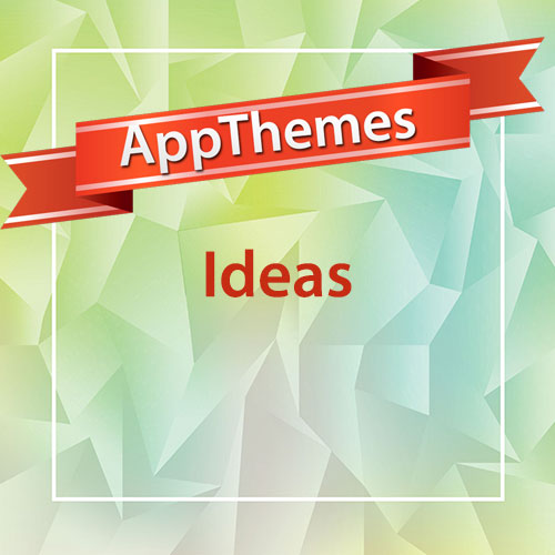 AppThemes Ideas