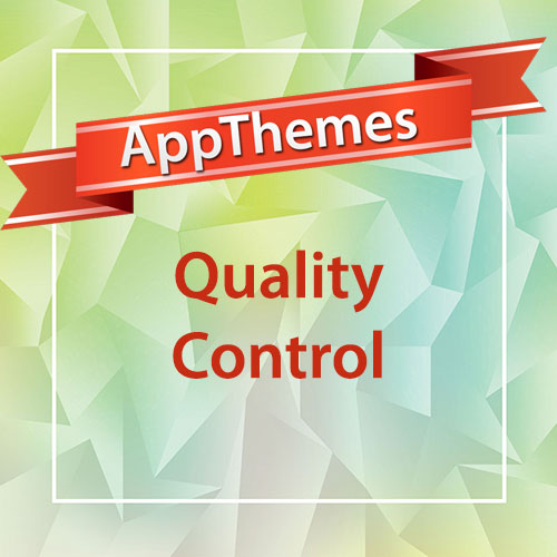 AppThemes Quality Control