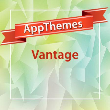 AppThemes Vantage