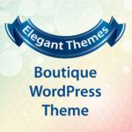 Elegant Themes Boutique WordPress Theme