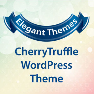 Elegant Themes CherryTruffle WordPress Theme