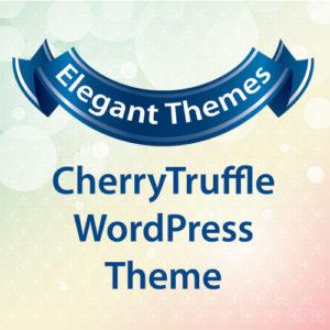 Elegant Themes CherryTruffle WordPress Theme