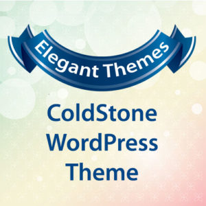 Elegant Themes ColdStone WordPress Theme