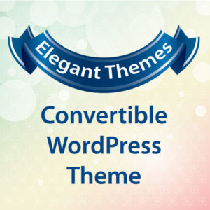 Elegant Themes Convertible WordPress Theme