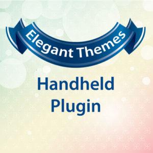 Elegant Themes Handheld Plugin
