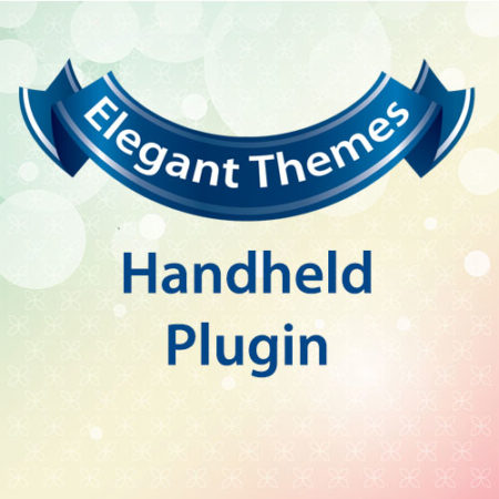 Elegant Themes Handheld Plugin
