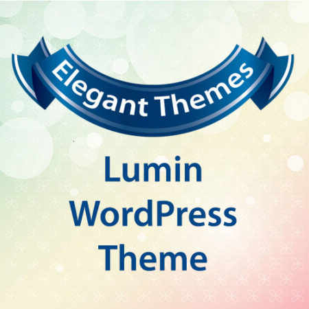 Elegant Themes Lumin WordPress Theme