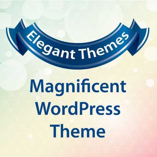 Elegant Themes Magnificent WordPress Theme