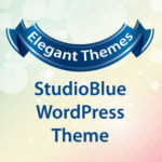 Elegant Themes StudioBlue WordPress Theme