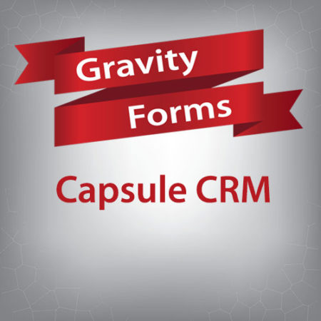 Gravity Forms Capsule CRM