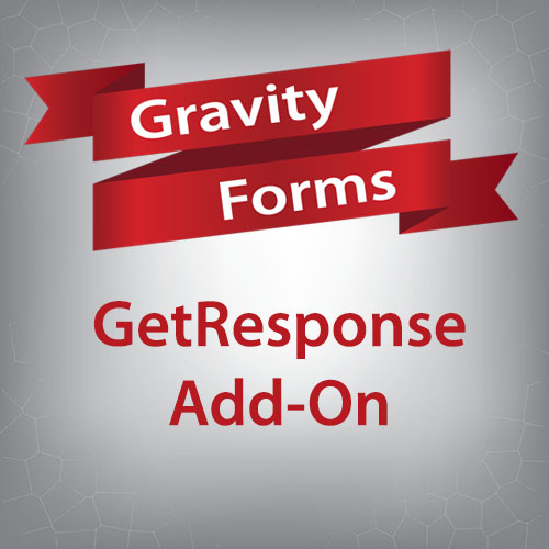 Gravity Forms GetResponse Add-On