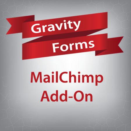 Gravity Forms MailChimp Add-On