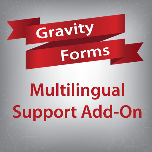 Gravity Forms Multilingual Support Add-On