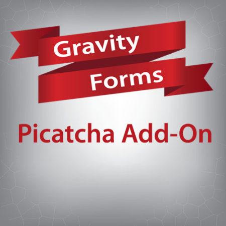 Gravity Forms Picatcha Add-On