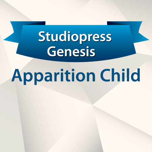 StudioPress Genesis Apparition Child