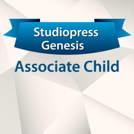 StudioPress Genesis Associate Child