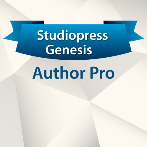 StudioPress Genesis Author Pro