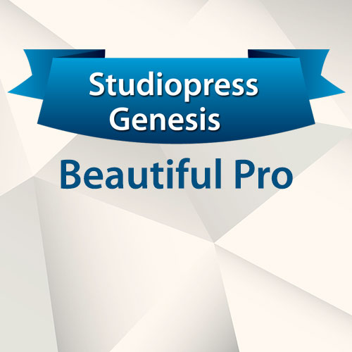 StudioPress Genesis Beautiful Pro