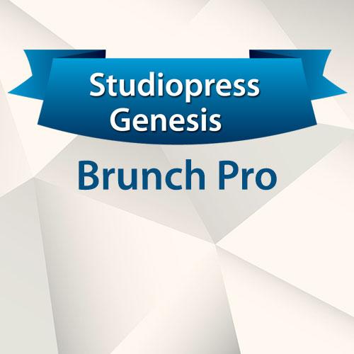 StudioPress Genesis Brunch Pro