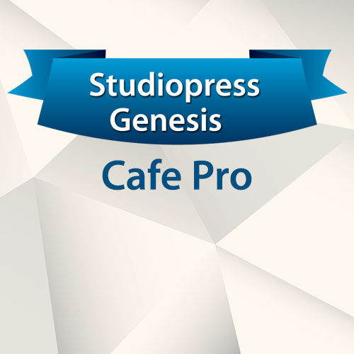 StudioPress Genesis Cafe Pro