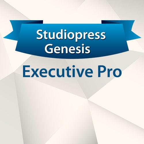 StudioPress Genesis Executive Pro