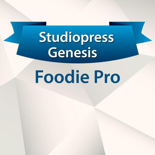 StudioPress Genesis Foodie Pro