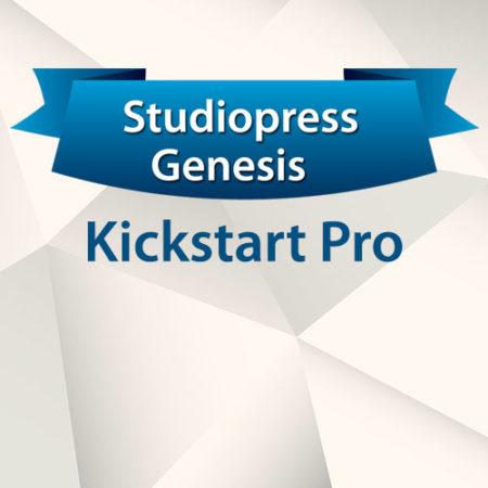 StudioPress Genesis Kickstart Pro