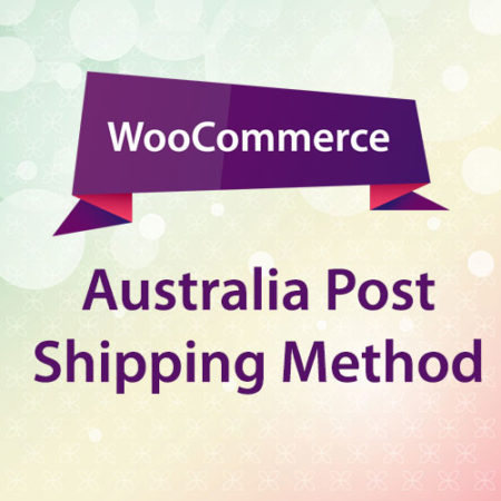 WooCommerce Australia Post Shipping Method