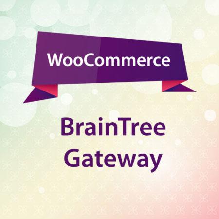 WooCommerce BrainTree Gateway