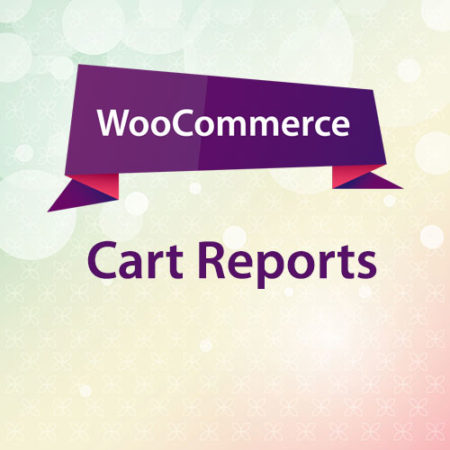 WooCommerce Cart Reports