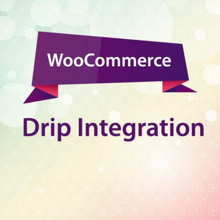 WooCommerce Drip Integration