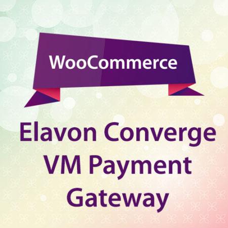 WooCommerce Elavon Converge VM Payment Gateway