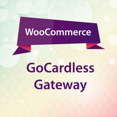 WooCommerce GoCardless Gateway