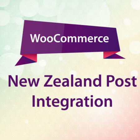 WooCommerce New Zealand Post Integration
