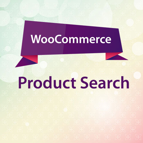 WooCommerce Product Search