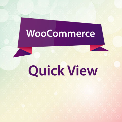 WooCommerce Quick View