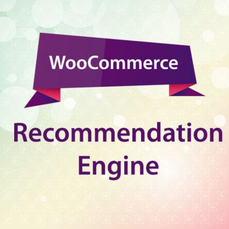 WooCommerce Recommendation Engine