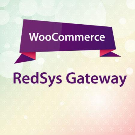 WooCommerce RedSys Gateway
