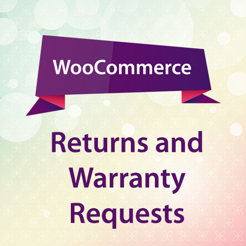 WooCommerce Returns and Warranty Requests