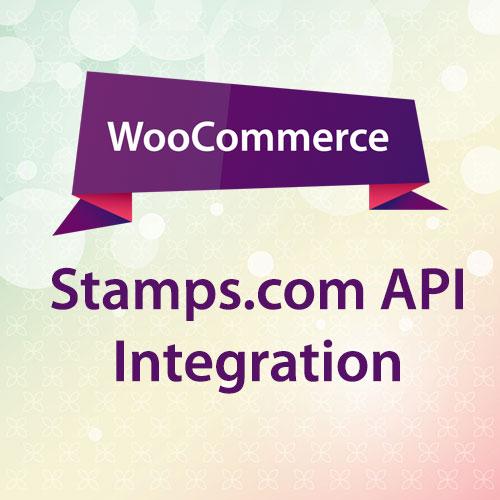 WooCommerce Stamps.com API Integration