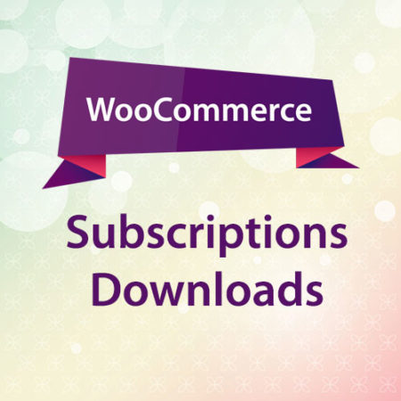 WooCommerce Subscriptions Downloads