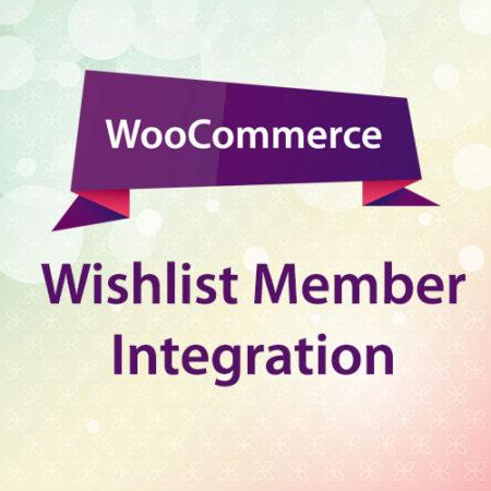 WooCommerce Wishlist Member Integration