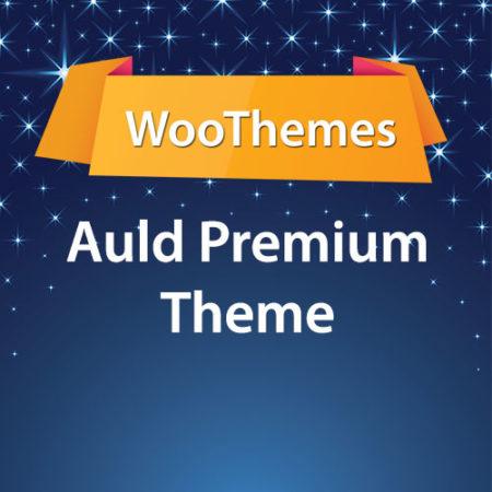 WooThemes Auld Premium Theme
