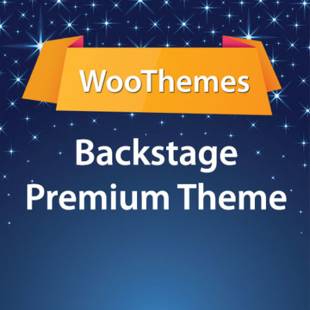 WooThemes Backstage Premium Theme