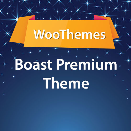 WooThemes Boast Premium Theme