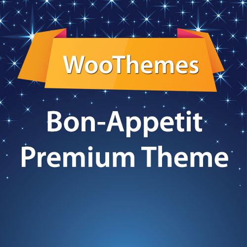 WooThemes Bon-Appetit Premium Theme