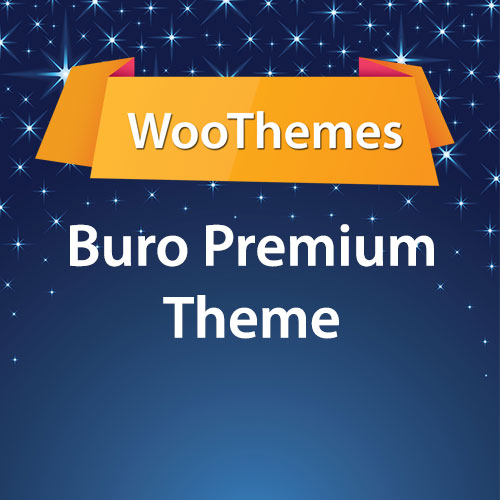 WooThemes Buro Premium Theme