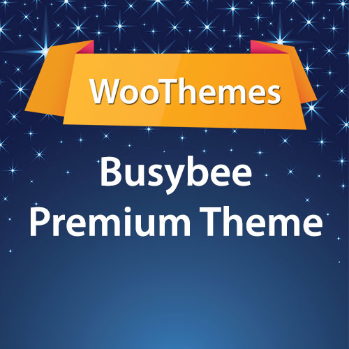 WooThemes Busybee Premium Theme