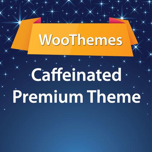 WooThemes Caffeinated Premium Theme