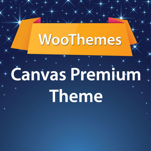 WooThemes Canvas Premium Theme